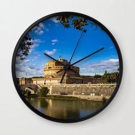 Castel Sant'Angelo Wall Clock