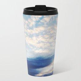 Sound of Clouds Travel Mug