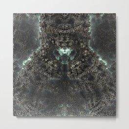 Bones Metal Print
