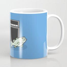 I PLAY BASS Coffee Mug