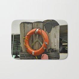 Life Saver Bath Mat