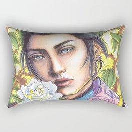 Fragrance Rectangular Pillow