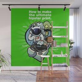 Self Aware & Not Impressed Wall Mural