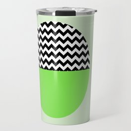 Moiety Green Travel Mug