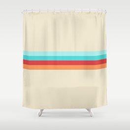 Vintage T-shirt No2 Shower Curtain