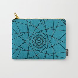 blue rotunda Carry-All Pouch