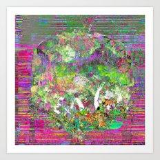 Unearth 3 Art Print