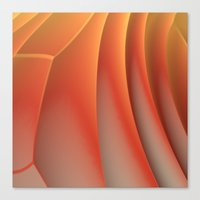 dune Canvas Prints featuring Dune by Lyle Hatch