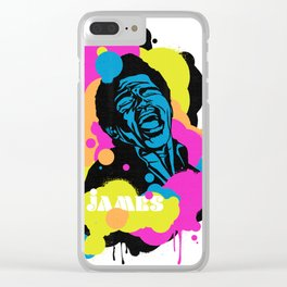 Soul Activism :: James Brown Clear iPhone Case