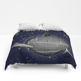 Le Petit Sith Comforters
