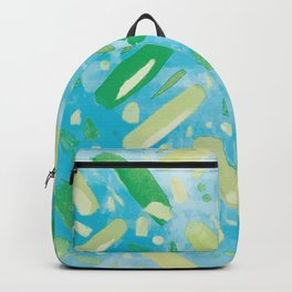 Festivities - Turquoise Backpack