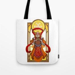 Sage of Light Tote Bag