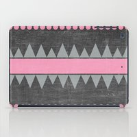 aztec iPad Cases featuring Aztec by her art