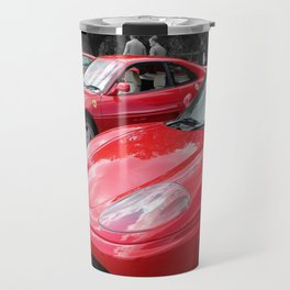 Red Heaven! Travel Mug