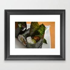 uNAgi Framed Art Print