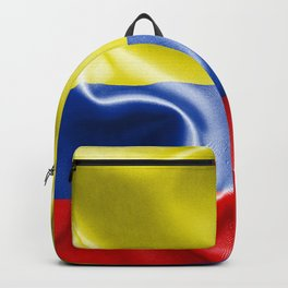 Colombian Flag Backpack