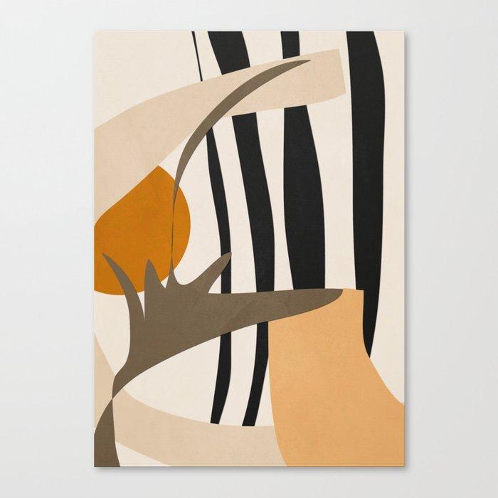 Abstract Art2 Leinwanddruck