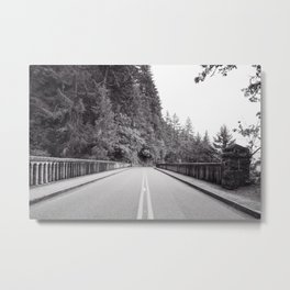 Going Places - Oregon Photography Metal Print