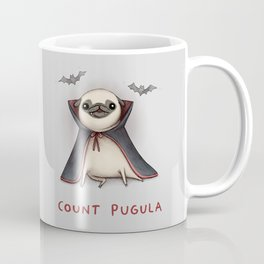 Count Pugula Coffee Mug