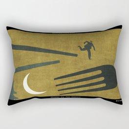 """Beijing"" Illustration Toni Demuro Rectangular Pillow"