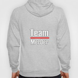 Team MerDer. Greys Anatomy Hoody