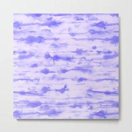 Stratus Ultraviolet Metal Print
