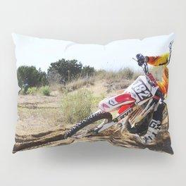 Motocross Passion extreme sport Pillow Sham