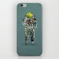 shadow of the colossus iPhone & iPod Skins featuring colossus by Seamless