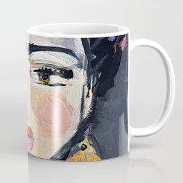 Portrait Inspired by Frida Coffee Mug