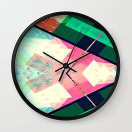 Triscope  Wall Clock