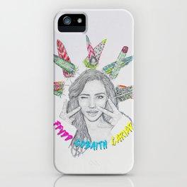 FFYDD, GOBAITH, CARIAD / Faith, Hope, Love iPhone Case