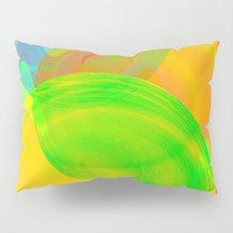 Greetings of colours land ... Pillow Sham