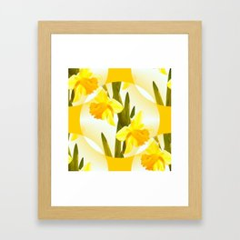 Spring Yellow Flowers #decor #society6 #buyart Framed Art Print