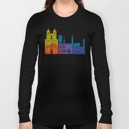 Sucre skyline pop Long Sleeve T-shirt