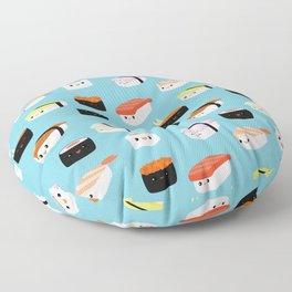 Sushi! Floor Pillow