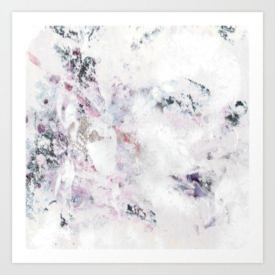 Syntax 01 Art Print