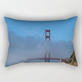Golden Gate Brigde Rectangular Pillow