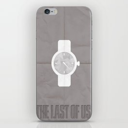 The Last of Us iPhone Skin