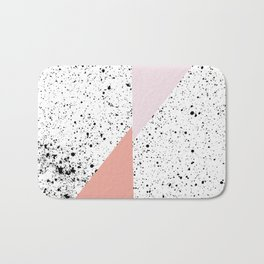 Polka Art #society6 #decor #buyart Bath Mat