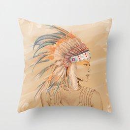 Nahiminia Throw Pillow