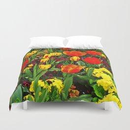 Summer colours Duvet Cover