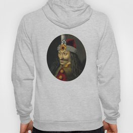 Vlad the Impaler Portrait Hoody