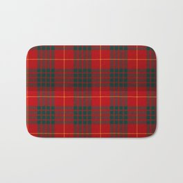 CAMERON CLAN SCOTTISH KILT TARTAN DESIGN Bath Mat