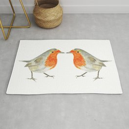 The 2 Robins Rug