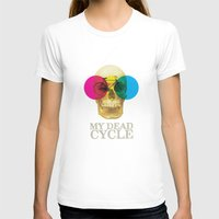 cycle T-shirts featuring CYCLE by Nazario Graziano