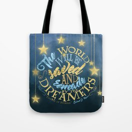Empire of Storms - Dreamers Tote Bag