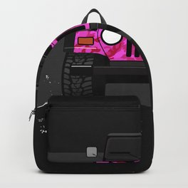 Pixie the Pink TJ Backpack