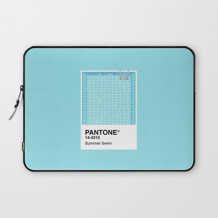 Pantone Series – Summer Swim Laptop Sleeve