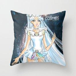 Sailor Cosmos Throw Pillow