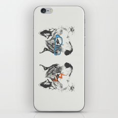 Brothers iPhone & iPod Skin